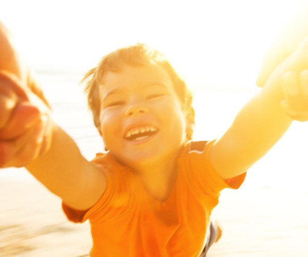 generating happiness yoga