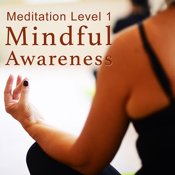 meditation course mindful awareness