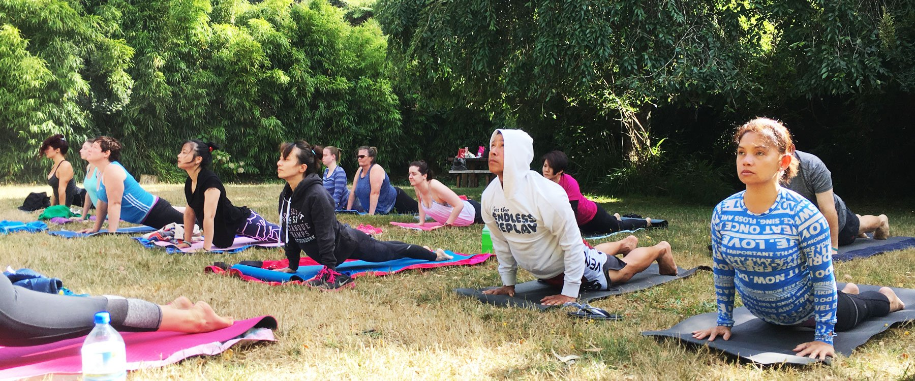 Doongalla Yoga and Brunch Feb 2018
