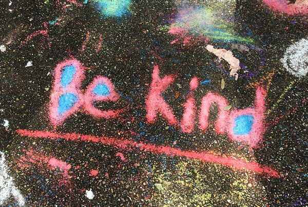 yamas be kind