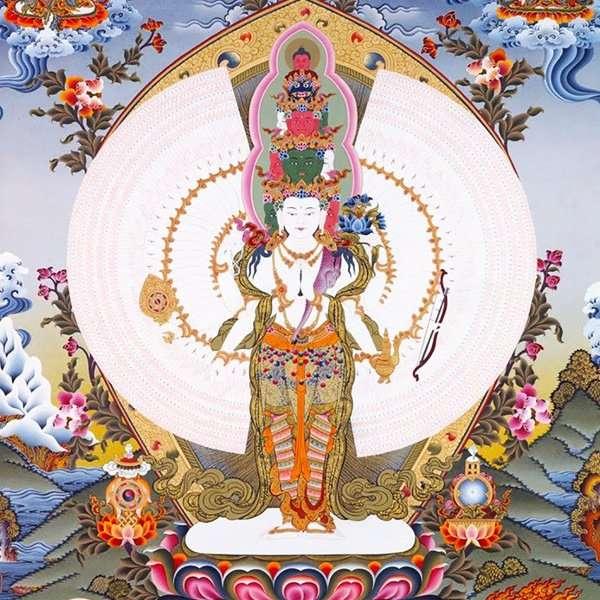 buddhist tantra melbourne chenrezig